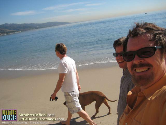 Mr. Mister's on the beach