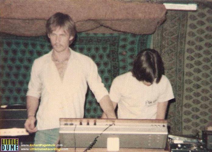 Richard Page & Steve George Garage Band