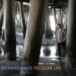 Richard Page - Peculiar Life iphone wallpaper