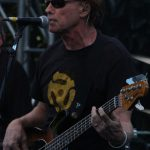 Richard Page Playing Bass - Peace Rocks