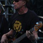 Richard Page Playing Bass - Peace Rocks