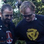 Richard and Ringo at Peace Rocks Concert