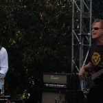 Richard Page and Steve Lukather Peace Rocks Concert