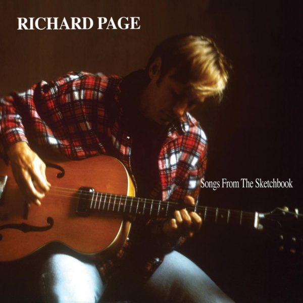 Richard Page - Songs From The Sketchbook Album Cover
