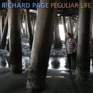 Richard Page - Peculiar Life Album Cover