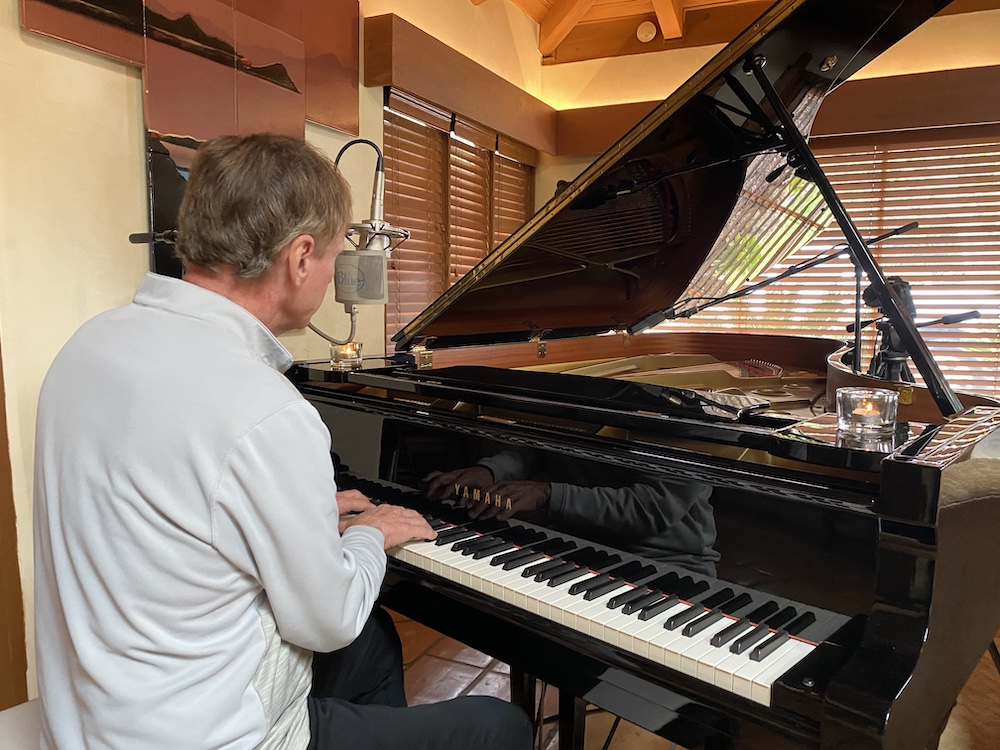 richard page piano sessions